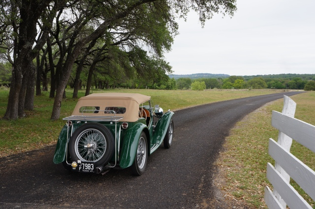Touring the Texas Hill Country