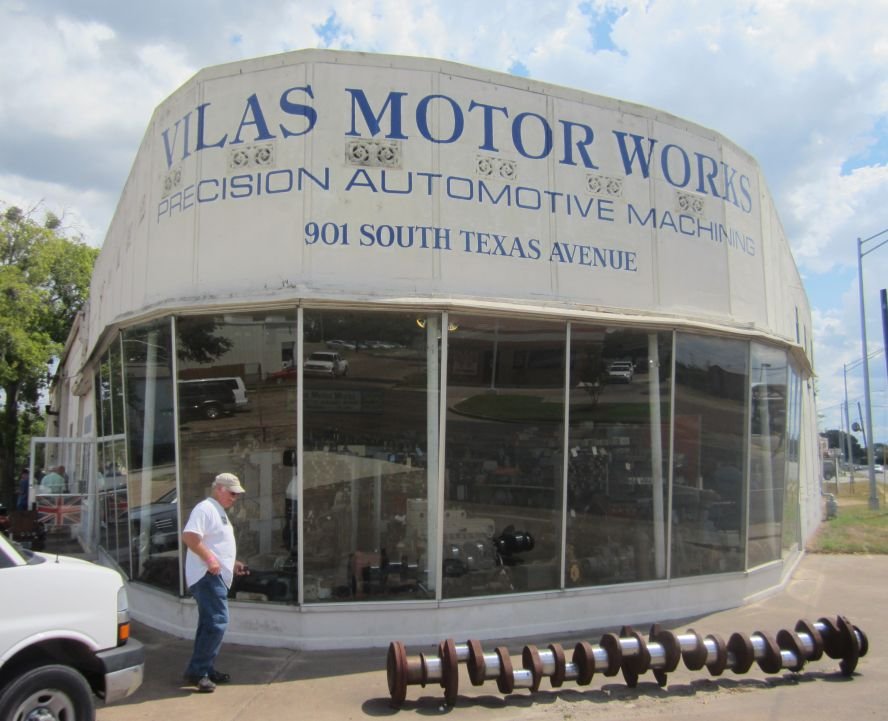 Crankshaft houston mg car club for Texas motor speedway college station