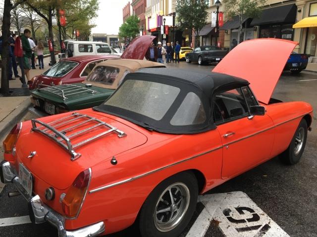 Houston Mg Car Club Cars For Sale