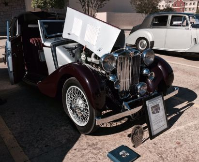 1937 MG VA Tickford