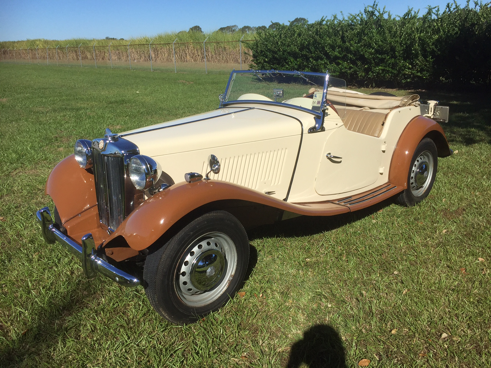 FOR SALE | Houston MG Car Club