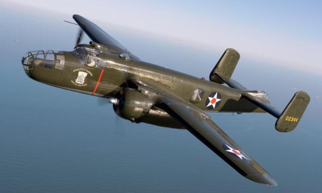 B-25 A